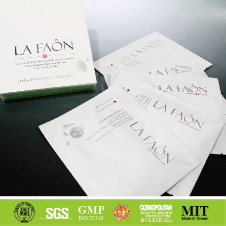 La Faon Maximum Hydration-Infusion Face Mask