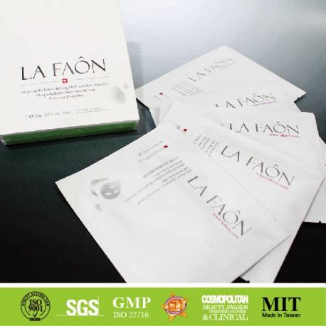 La Faon Maximum Hydration-Infusion Face Mask